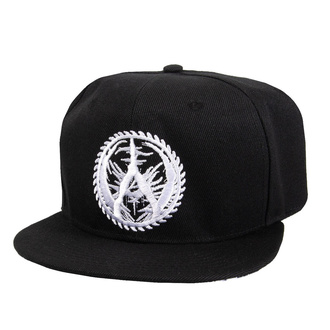 Cap ABORTED - A Emblem - Black - INDIEMERCH, INDIEMERCH, Aborted