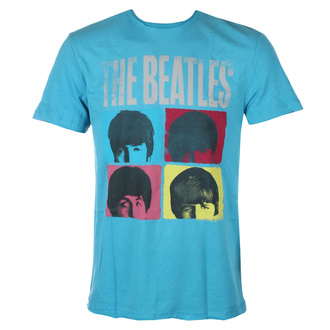 Men's t-shirt - THE BEATLES - HARD DAYS NIGHT - AMPLIFIED, AMPLIFIED, Beatles