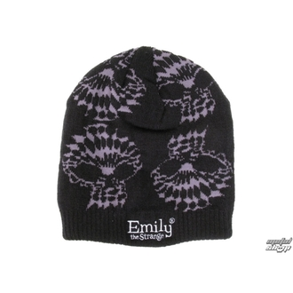 beanie EMILY THE STRANGE - Emily (E4082005) Optical Skull Beanie