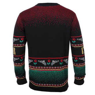 Men's sweater Guns N' Roses - HOLIDAY 19 - BRAVADO, BRAVADO, Guns N' Roses