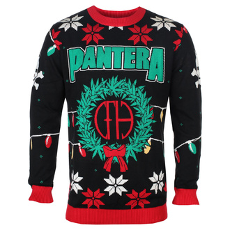 Men's sweater PANTERA - HOLIDAY 19 - BRAVADO, BRAVADO, Pantera