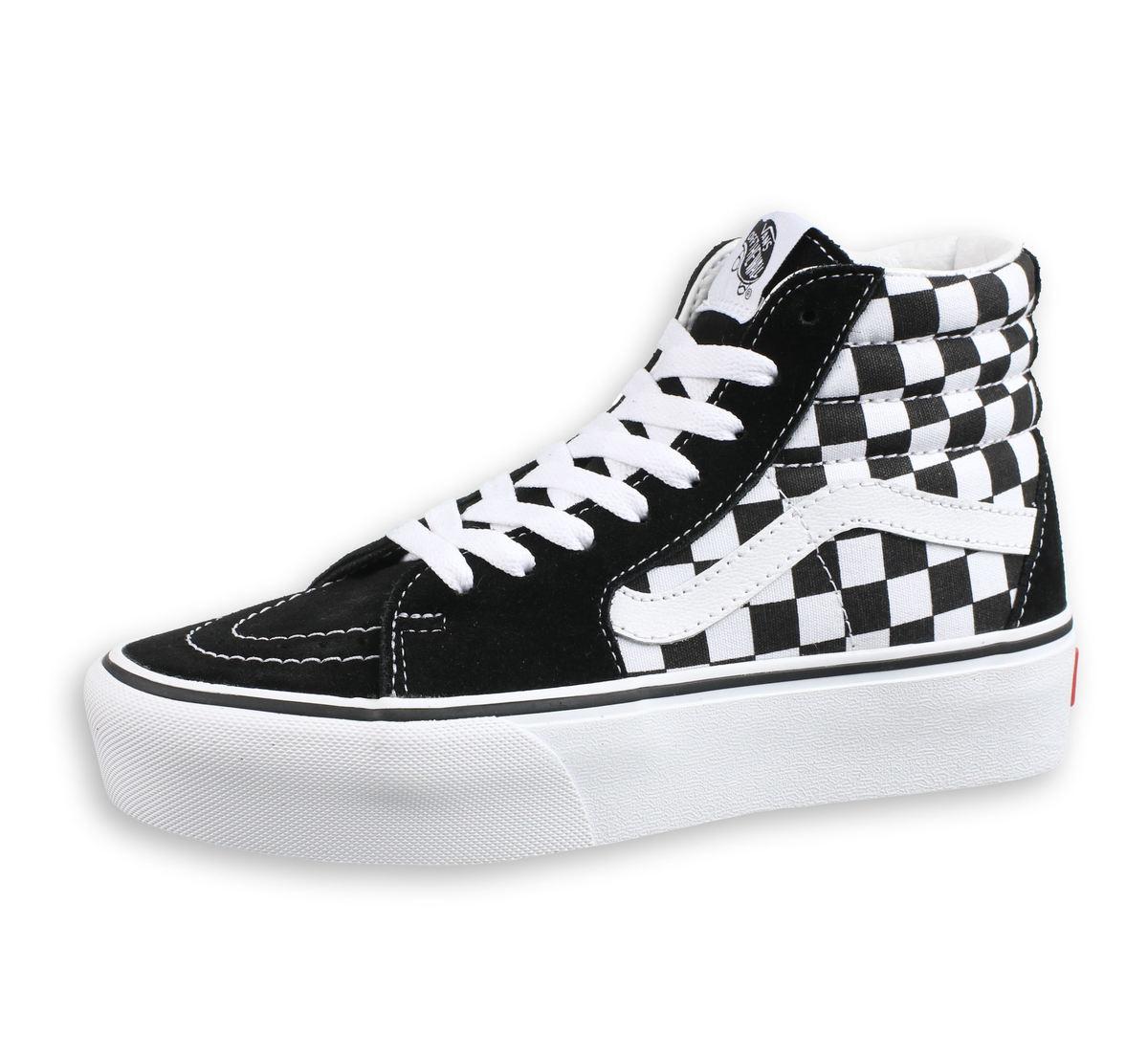 951818162 high sneakers unisex UA SK8-Hi Platform 2 - VANS - VN0A3TKNQXH -  metal-shop.eu